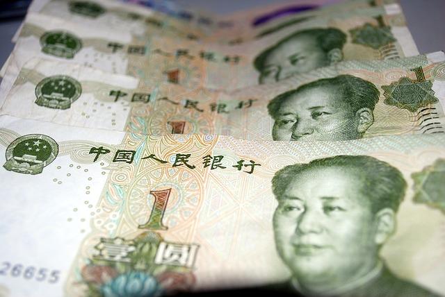asijské bankovky