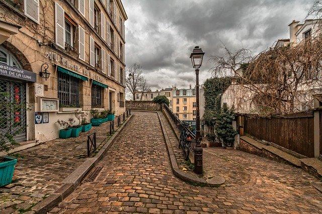 Paříž Montmartre